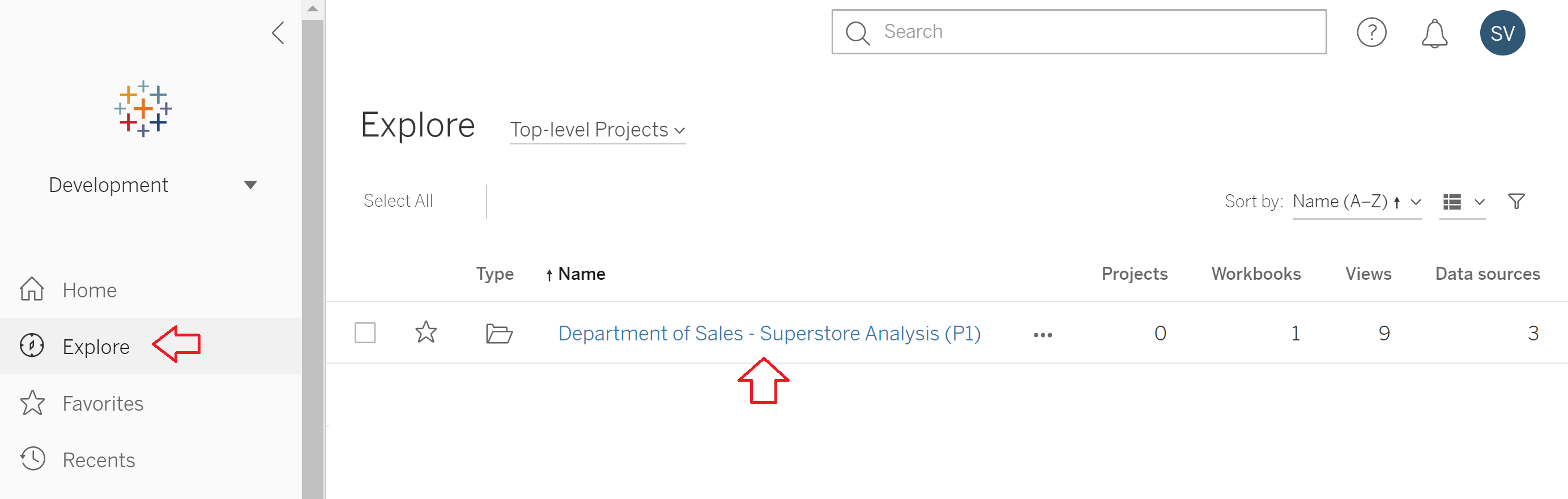 Step 5 4 How To Access Tableau Development Qa And Production Sites On Tableau Server Ucsf Data Resources